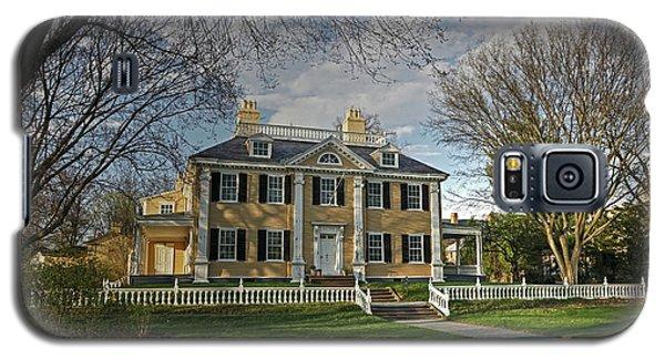 Springtime At Longfellow House Galaxy S5 Case
