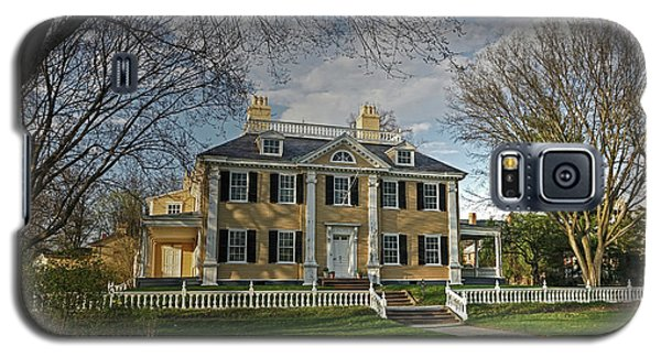 Springtime At Longfellow House Galaxy S5 Case