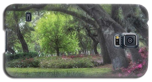 Springtime In The Park Galaxy S5 Case
