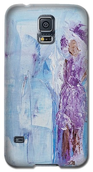 Spunky Angel Galaxy S5 Case