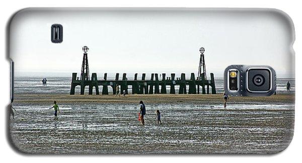 St. Annes. On The Beach. Galaxy S5 Case