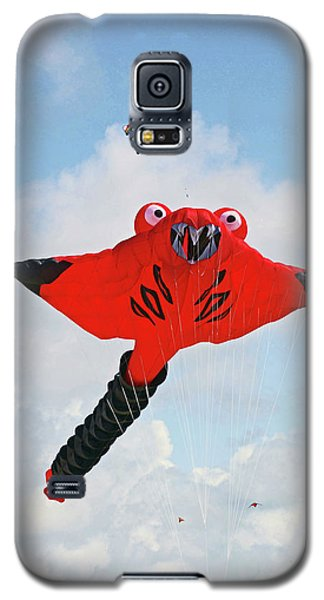 St. Annes. The Kite Festival Galaxy S5 Case