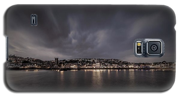 St Ives Cornwall - Dramatic Sky Galaxy S5 Case