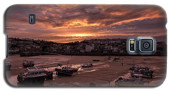 St Ives Cornwall - Harbour Sunset Galaxy S5 Case