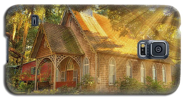 St. James Santee Episcopal Chapel Of Ease Galaxy S5 Case