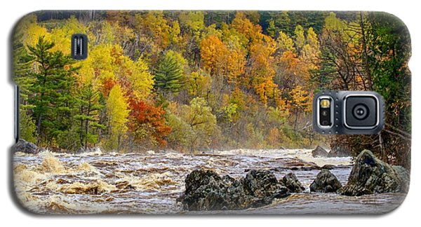 St. Louis River At Jay Cooke Galaxy S5 Case