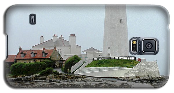 St Mary's Lighthouse Galaxy S5 Case