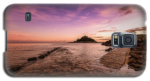 St Michael's Mount - January Galaxy S5 Case