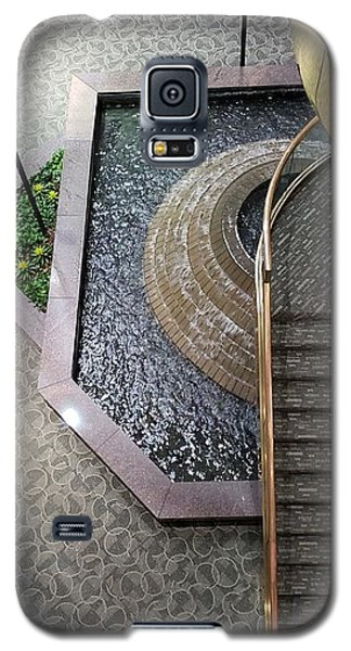 Stairs And Fountain  Galaxy S5 Case