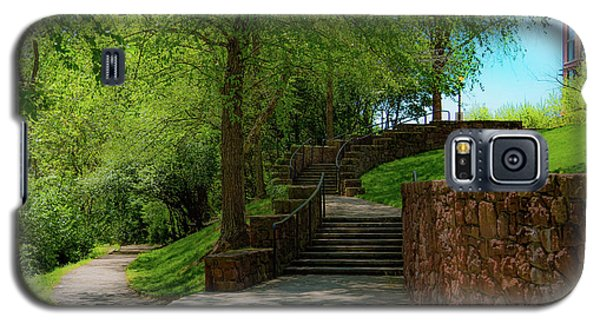 Stairway To Carlyle Galaxy S5 Case