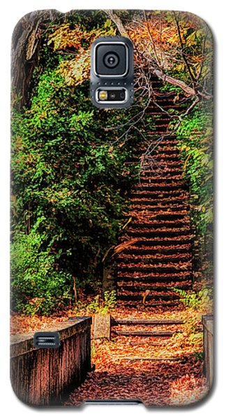 Stairway To The Sky Galaxy S5 Case