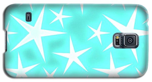 Star Burst 1 Galaxy S5 Case