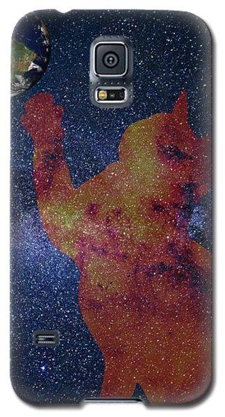 Star Cat Galaxy S5 Case
