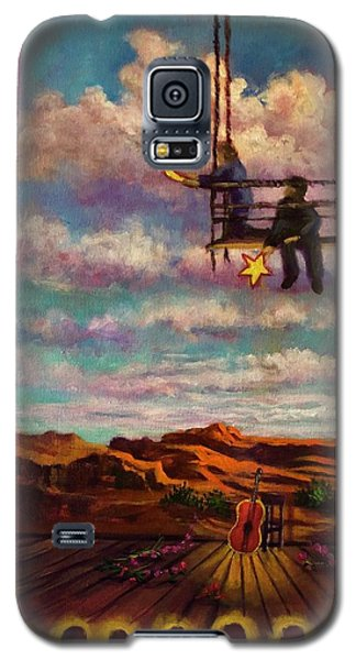 Starry Day Galaxy S5 Case