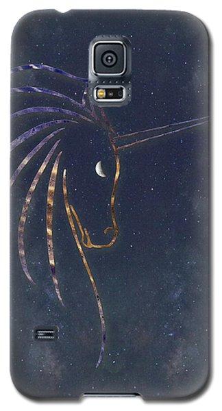 Star Unicorn Galaxy S5 Case