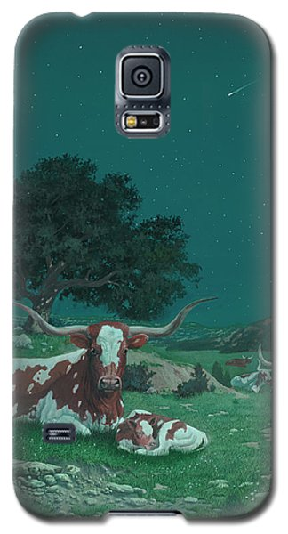 Stars Over Texas Galaxy S5 Case