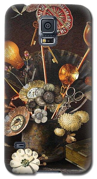 Steampunk Bouquet Galaxy S5 Case