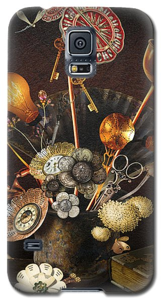 Steampunk Bouquet Galaxy S5 Case