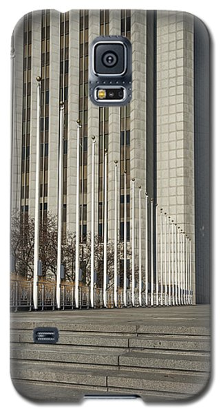 Steps And Poles Galaxy S5 Case