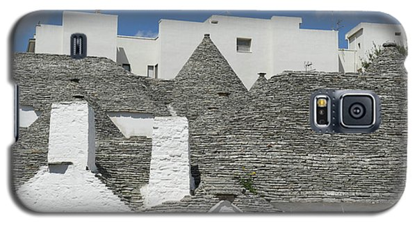 Stone Coned Rooves Of Trulli Houses Galaxy S5 Case