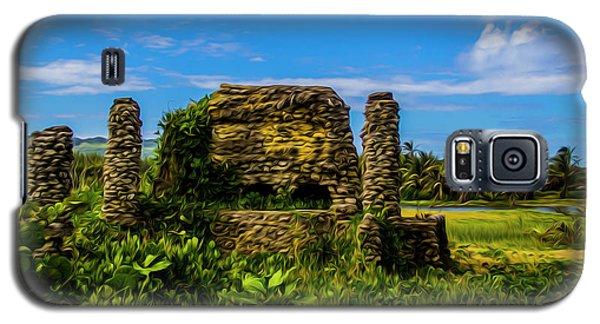 Stone Oven Galaxy S5 Case