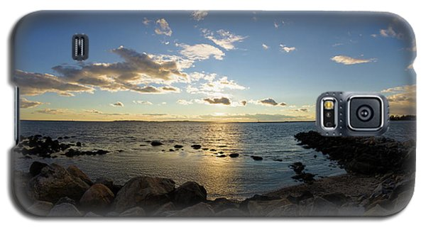 Stonington Point On The Rocks - Stonington Ct Galaxy S5 Case