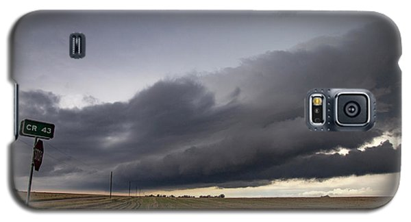 Storm Chasin In Nader Alley 004 Galaxy S5 Case