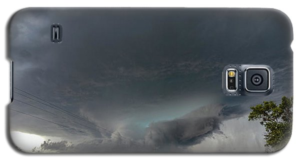 Storm Chasin In Nader Alley 008 Galaxy S5 Case