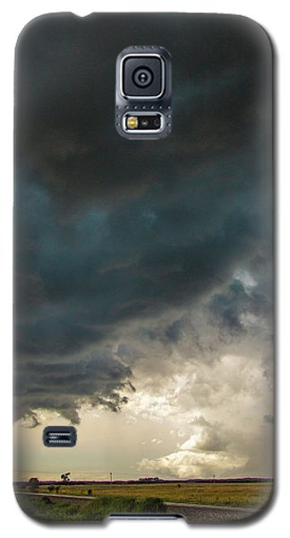 Storm Chasin In Nader Alley 012 Galaxy S5 Case