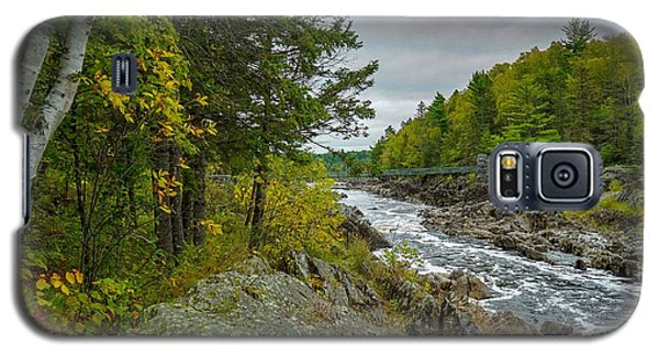 Storm Clouds At Jay Cooke Galaxy S5 Case