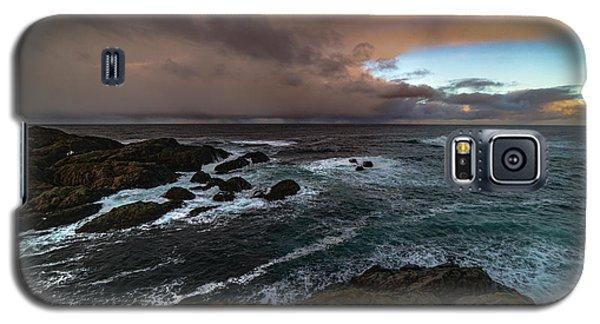Storm Coastline Galaxy S5 Case