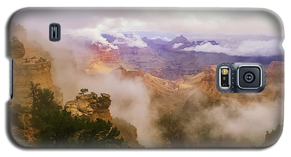 Storm In The Canyon Galaxy S5 Case