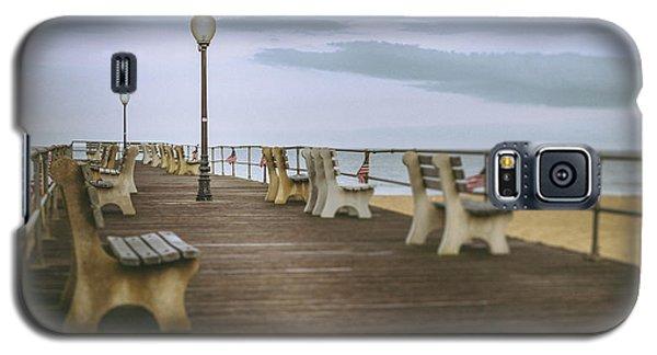Stormy Boardwalk 2 Galaxy S5 Case