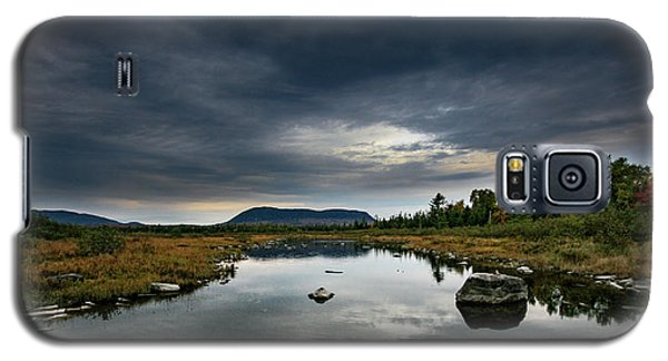 Stormy Day In Maine Galaxy S5 Case
