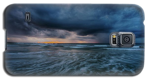 Stormy Morning Galaxy S5 Case