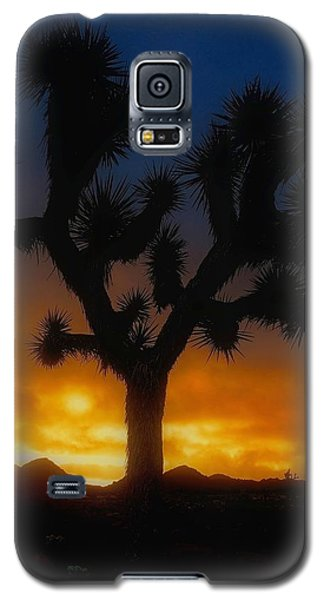 Stormy Sunrise Galaxy S5 Case