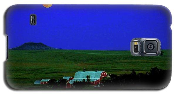 Strawberry Moon Galaxy S5 Case