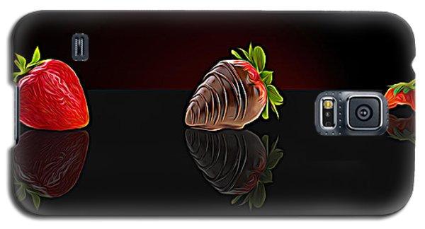 Strawberry Galaxy S5 Case