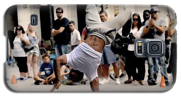 Street Dance. New York City. Galaxy S5 Case