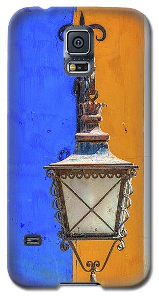 Street Lamp Of Obidos Galaxy S5 Case