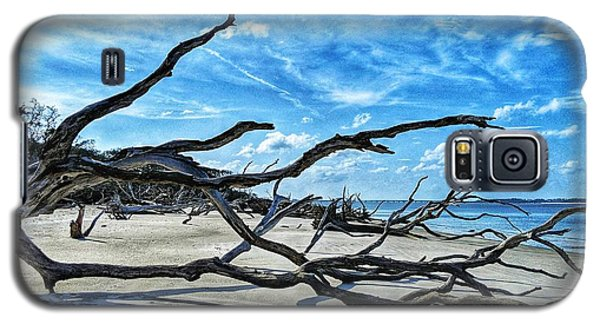 Stretch By The Sea Galaxy S5 Case