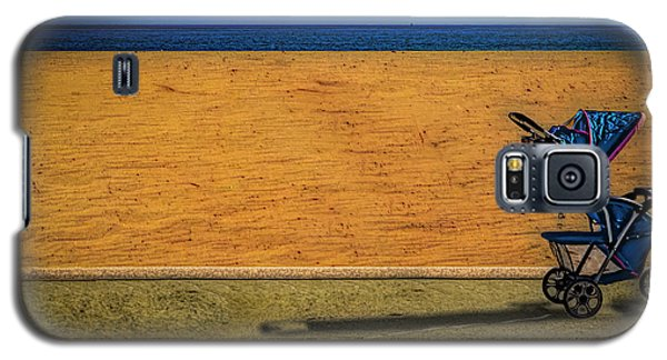 Stroller At The Beach Galaxy S5 Case