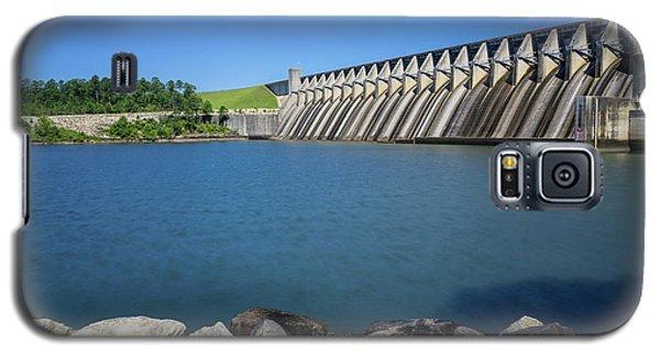 Strom Thurmond Dam - Clarks Hill Lake Ga Galaxy S5 Case