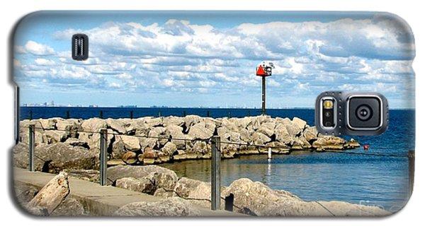 Sturgeon Point Marina On Lake Erie Galaxy S5 Case