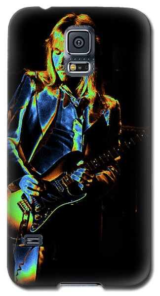 Galaxy S5 Case featuring the photograph Styxspo77 #14 Enhanced In Cosmicolors by Ben Upham
