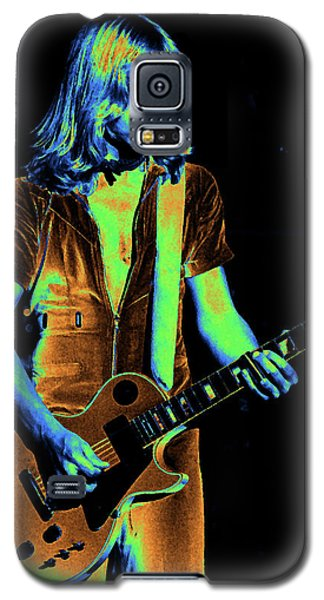 Galaxy S5 Case featuring the photograph Styxspo77 #18 Enhanced In Cosmicolors by Ben Upham