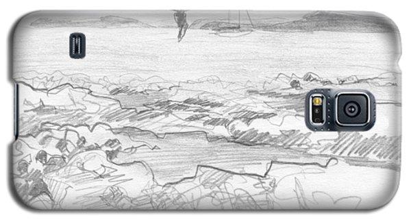 Subantarctic Island Galaxy S5 Case