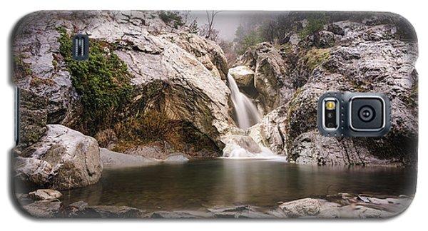 Suchurum Waterfall, Karlovo, Bulgaria Galaxy S5 Case