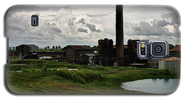 Sugar Factory I, Usine Ste. Madeleine Galaxy S5 Case