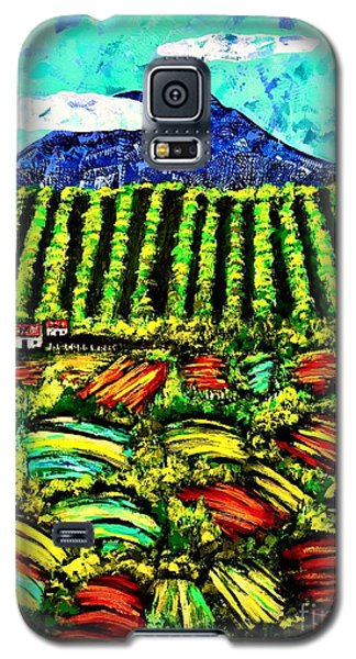 Sumatra Coffee Plantation Galaxy S5 Case